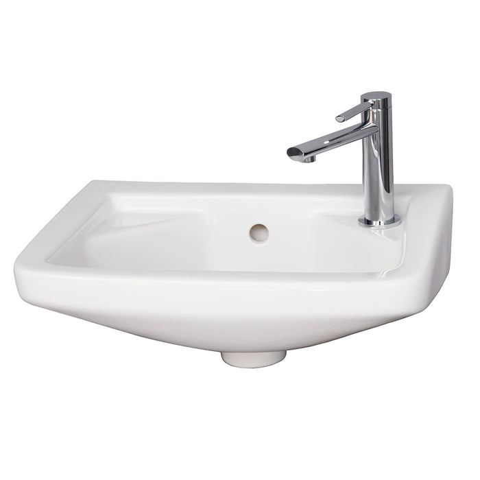 "15"" Mirna Wall-Hung Basin"