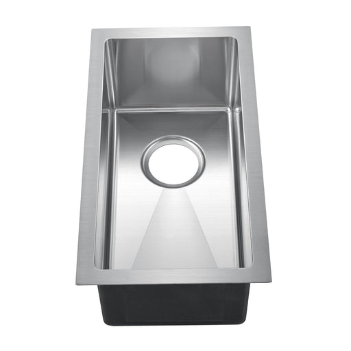 "15"" Paule Stainless Steel Prep Sink"