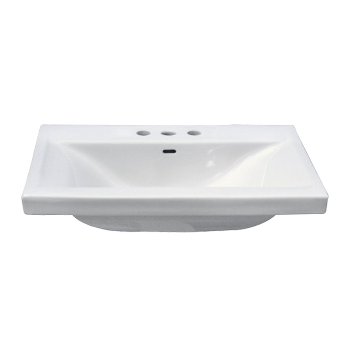 Mistral 510 Wall-Hung Basin