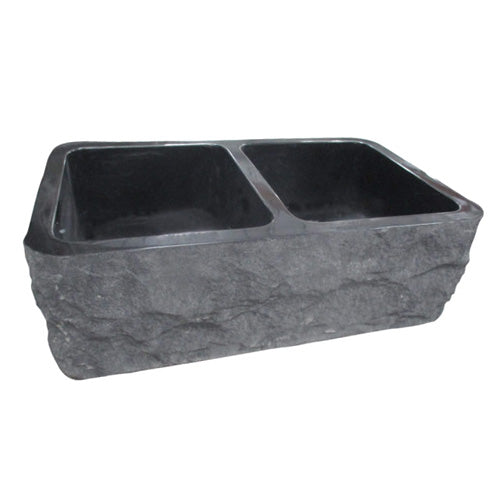 Bowdon Double Bowl Granite Farmer Sink