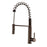 Santos Spring Kitchen Faucet with Single Handle 1