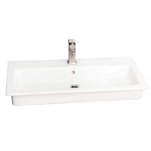 Harmony 35″ Drop-In Wash Basin