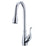 Casoria Single Handle Kitchen Faucet with Pull-Down Spray