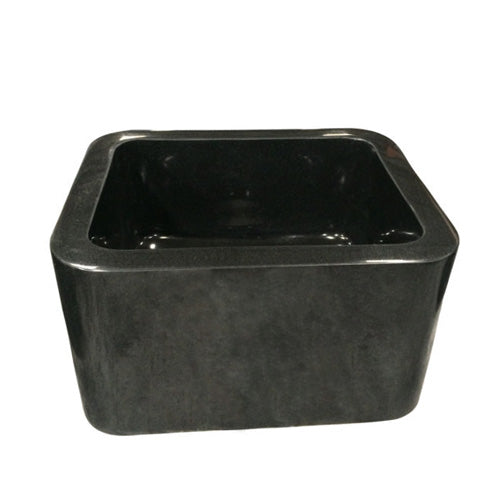 Abrams Single Bowl Granite Farmer Sink