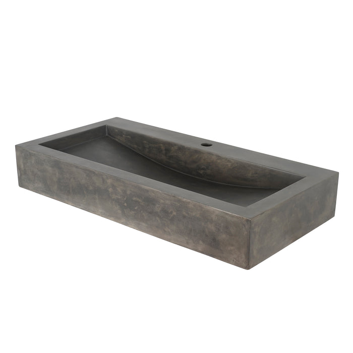 Gentry Rectangular Vessel