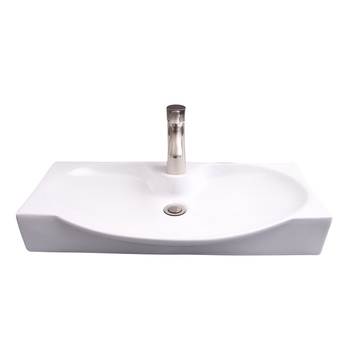 Wallace Wall-Hung Basin