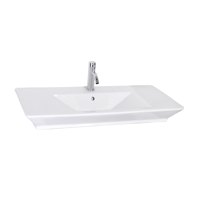 "Opulence 39-1/2″ Above Counter Basin ""His"""