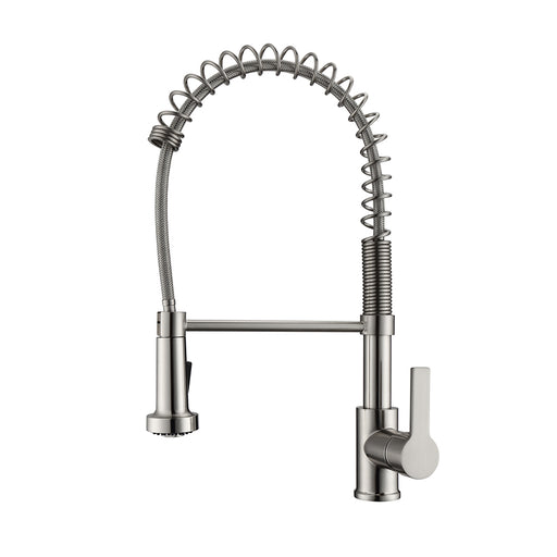Niall Spring Kitchen Faucet with Single Handle 2