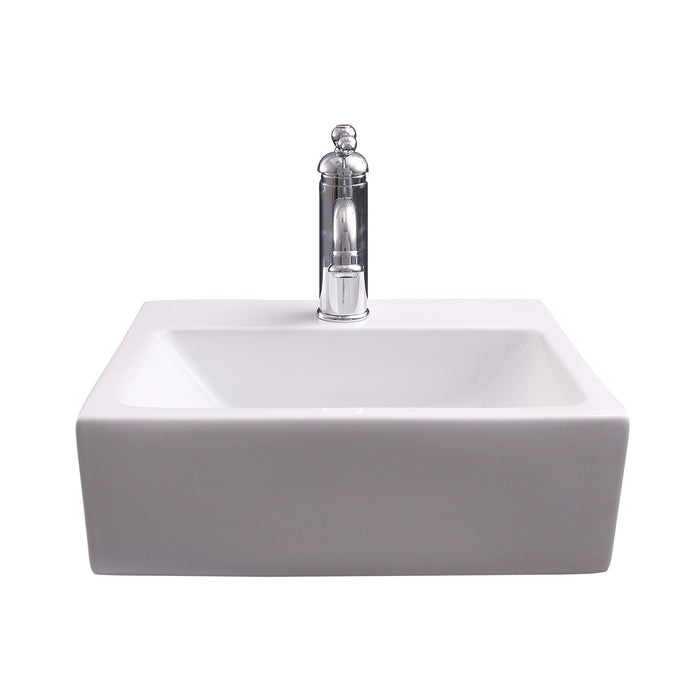 Linden Wall-Hung Basin