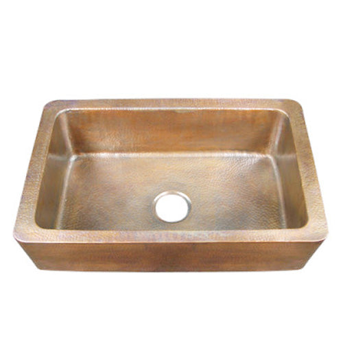 Delta Single Bowl Farmhouse Apron Sink