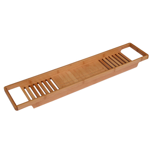 "29"" Bamboo Tub Caddy Shelf"