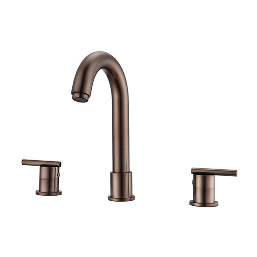 Conley Widespread Lavatory Faucet with Metal Lever Handles