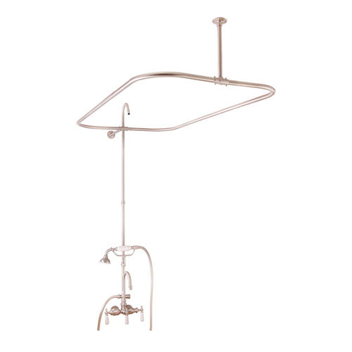 Tub/Shower Converto Unit – 48″ Rod for Acrylic Tub