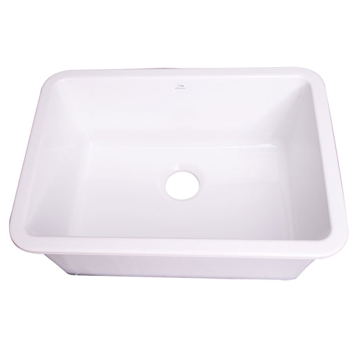 Pierina 30″ Drop-in/Undermount Fireclay Kitchen Sink