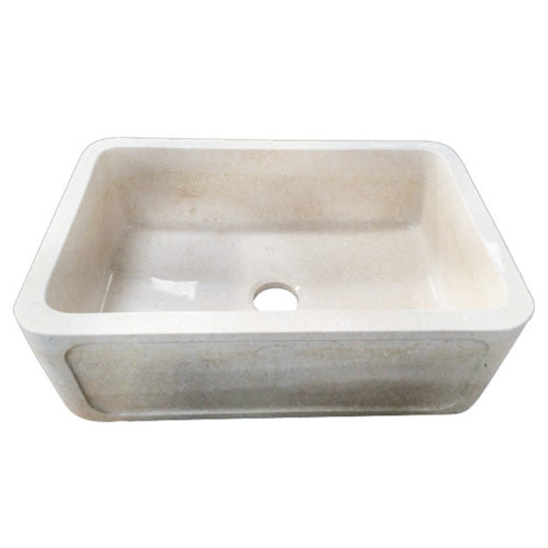 Chardonnay Single Bowl Marble Farmer Sink