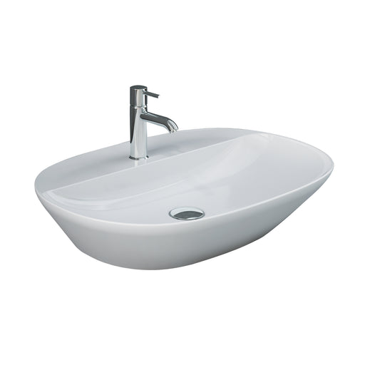 Variant Large Oval Above Counter Basin