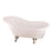 "Estelle 60"" Acrylic Slipper Tub"