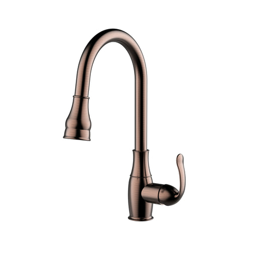 Caryl Single Handle Kitchen Faucet with Single Handle 4