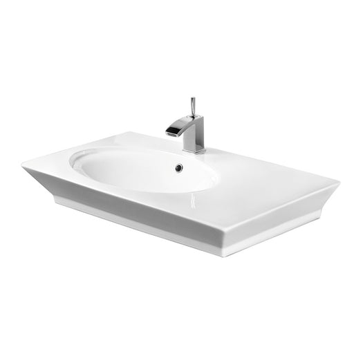 "Opulence 31-1/2″ Above Counter Basin – ""Hers"""