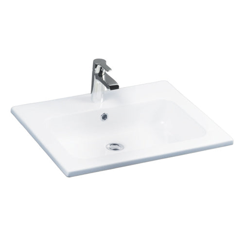 Cilla 24″ Drop-In Wash Basin