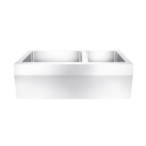 Corazon Double Bowl Stainless Farmer Sink