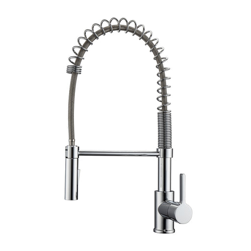 Nikita Spring Kitchen Faucet with Single Handle 2