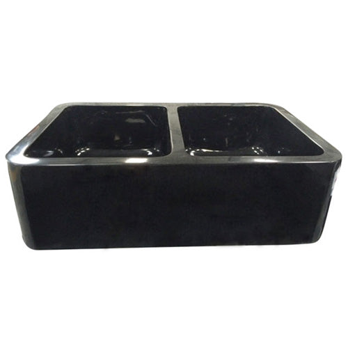 Atlanta Double Bowl Granite Farmer Sink