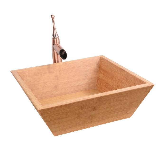 Lipari Bamboo Above Counter Basin