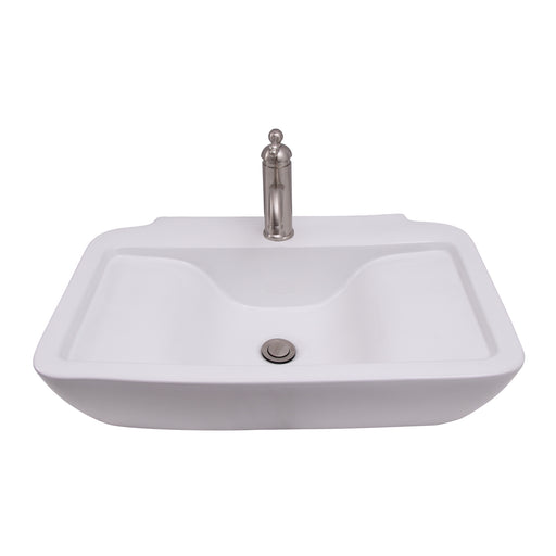 "Leeds 25"" Wall-Hung Basin"