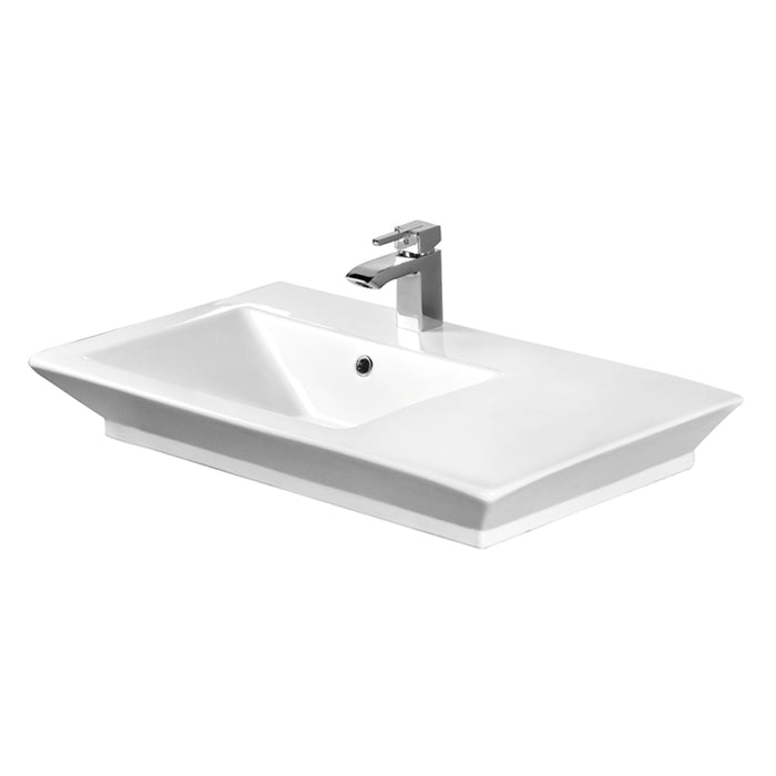 "Opulence 31″ Above Counter Basin – ""His"""