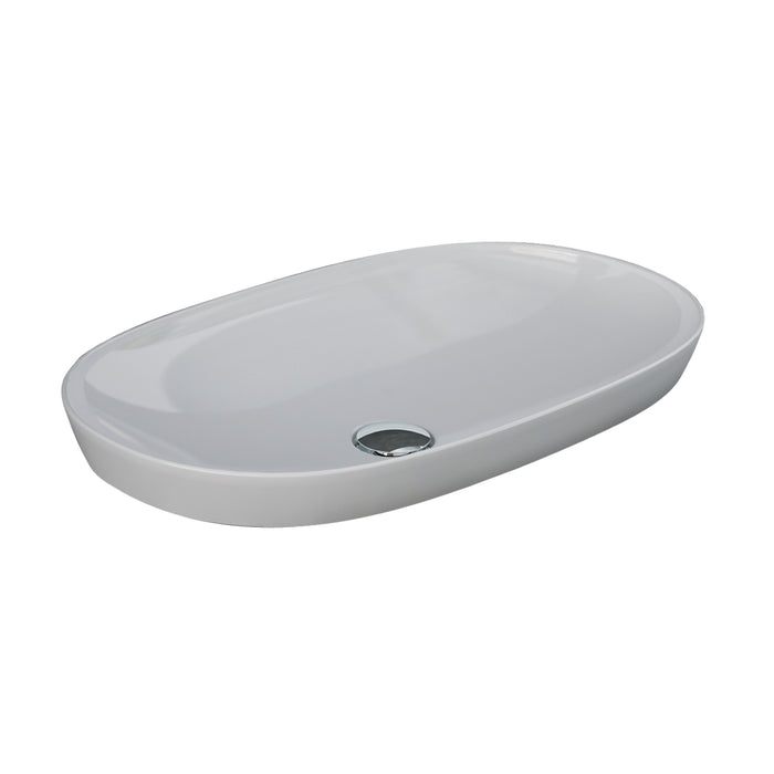 Variant Oval Drop-In Basin