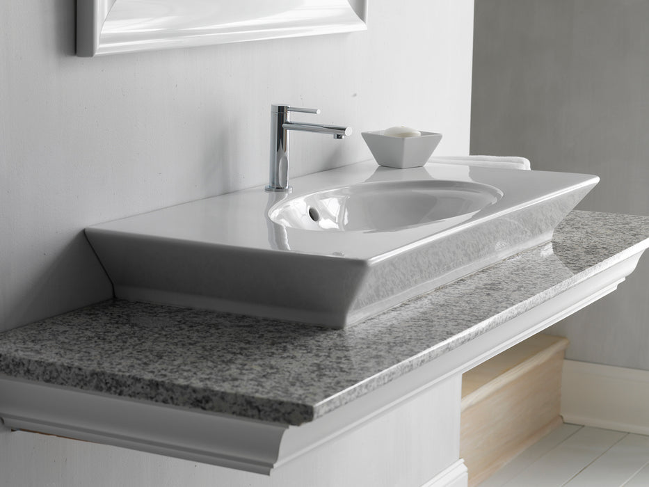 "Opulence 39-1/2 Above Counter Basin ""Hers"""