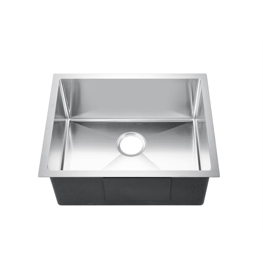 "20"" Salome Stainless Steel Prep Sink"