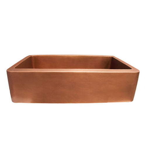 Austin Single Bowl Copper Farmer Sink