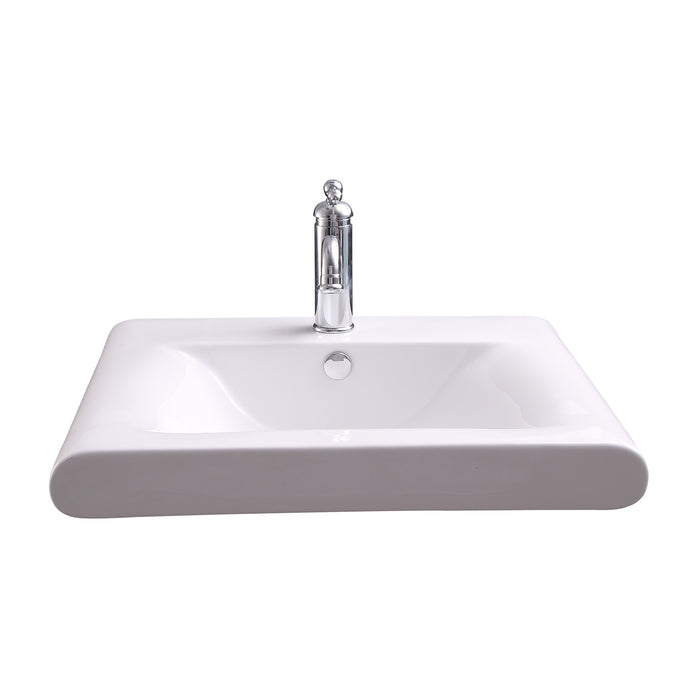 Thad Wall-Hung Basin