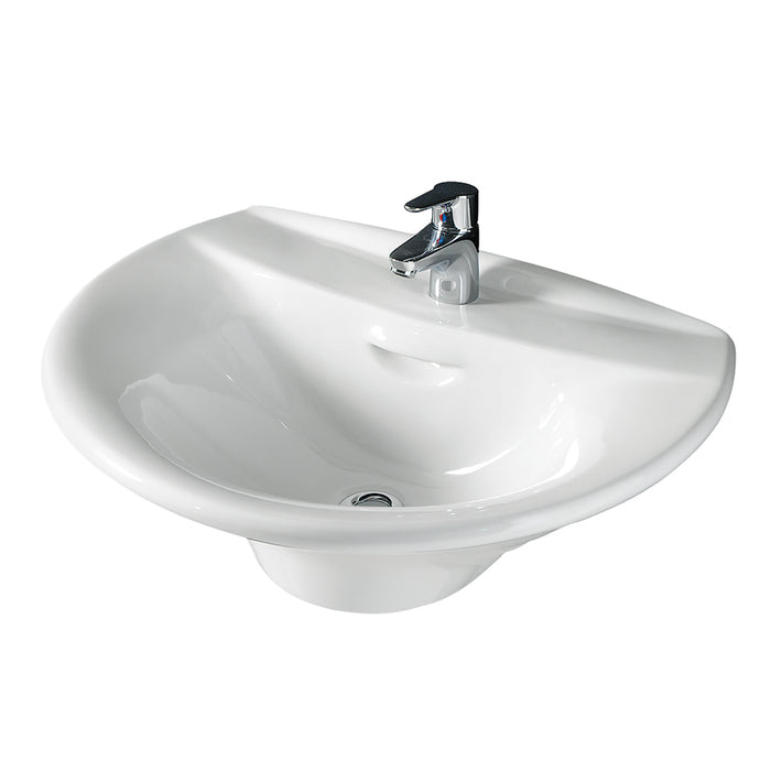 Venice 520 Wall Hung Basin
