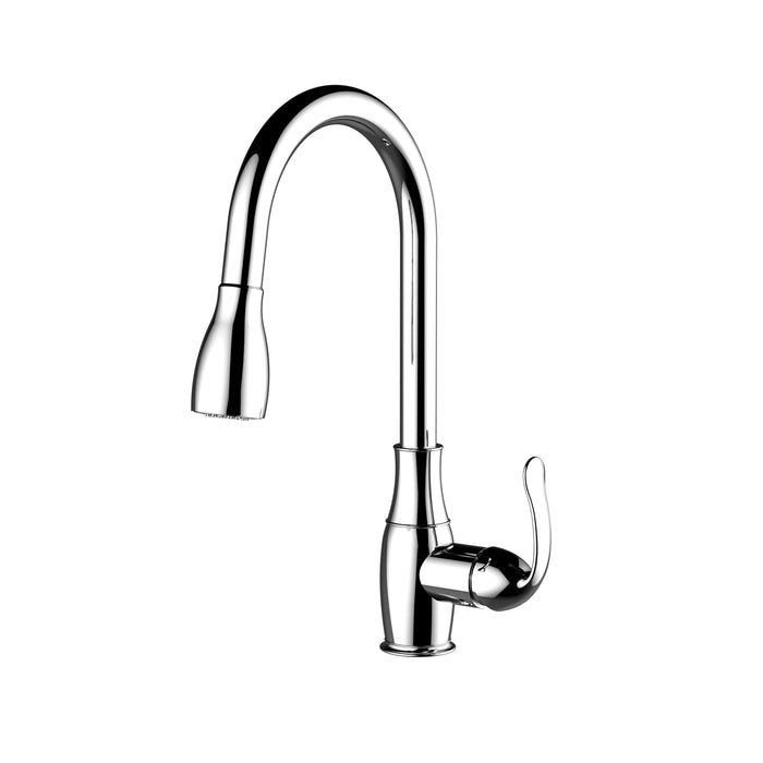 Cullen Single Handle Kitchen Faucet with Single Handle 4