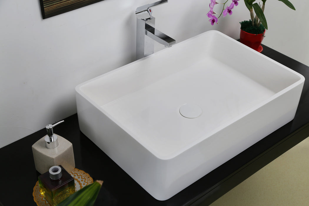 Leopold Resin Above Counter Basin
