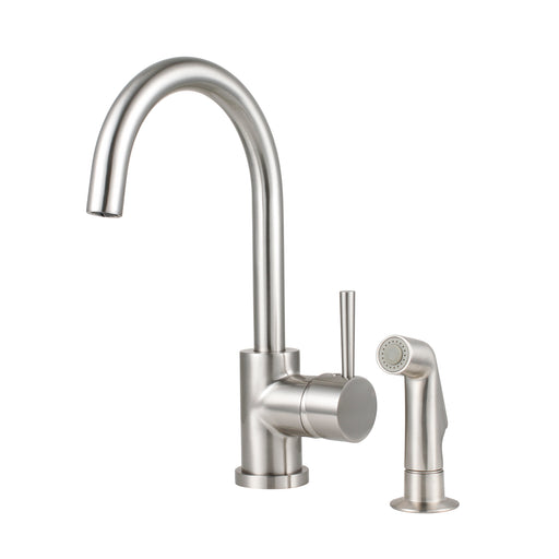 Johan Single Handle Kitchen Faucet