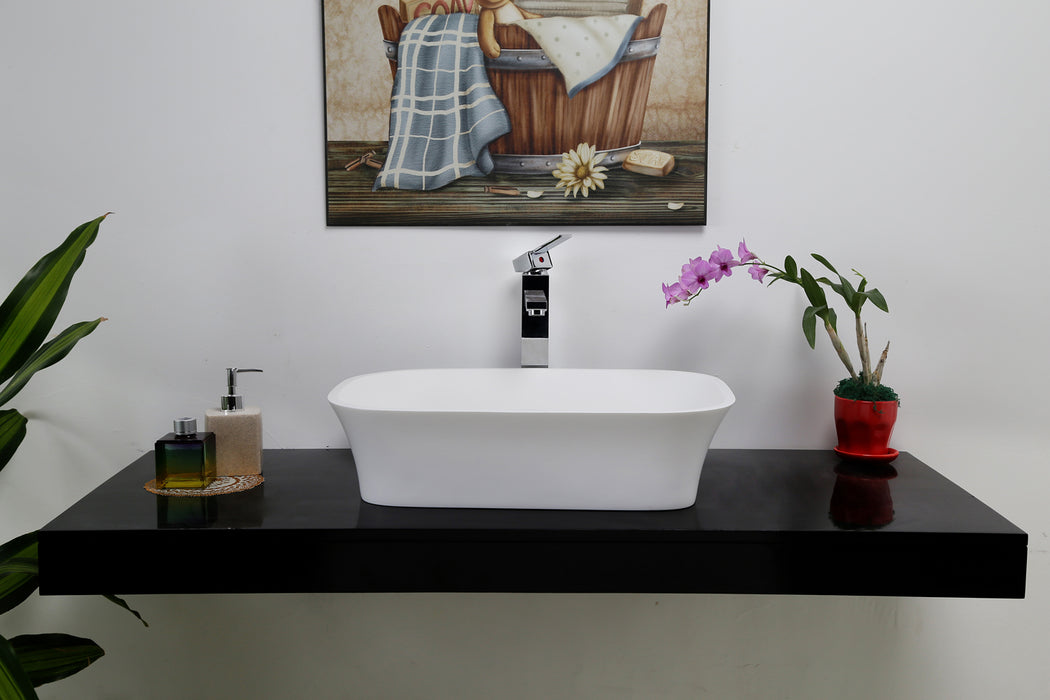 Jeri Resin Above Counter Basin