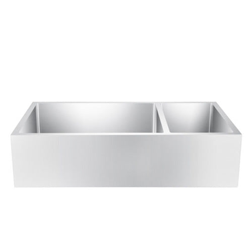 Deverell Double Bowl Stainless Farmer Sink