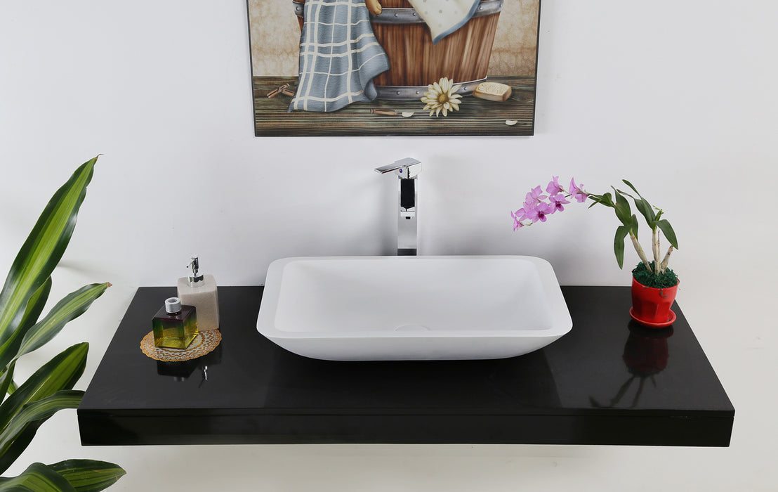 Mariano Resin Above Counter Basin