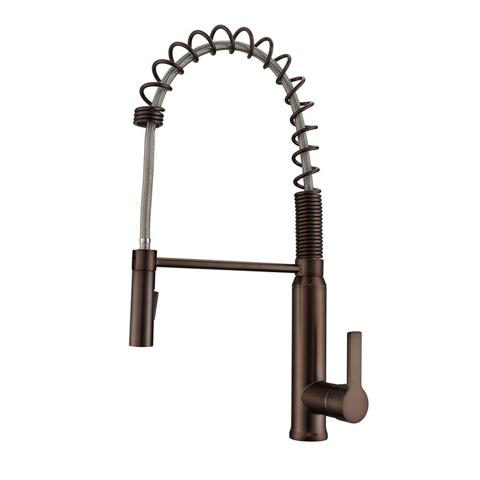 Santos Spring Kitchen Faucet with Single Handle 2
