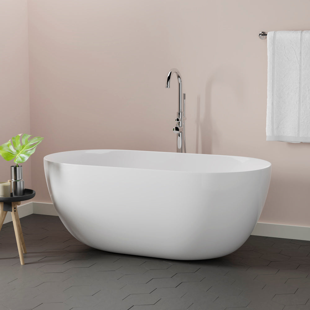 Paige 59 Acrylic Tub Barclay Products Limited
