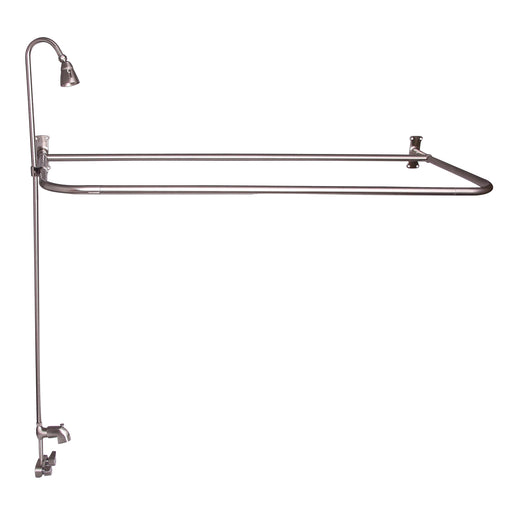 """D"" Rod Shower Unit with Code Spout"