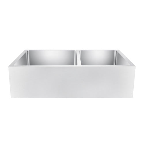 Coriander Double Bowl Stainless Farmer Sink