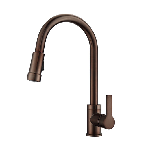 Firth Single Handle Kitchen Faucet with Single Handle 2