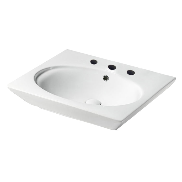 "Opulence Wall-Hung Basin – ""Hers"""