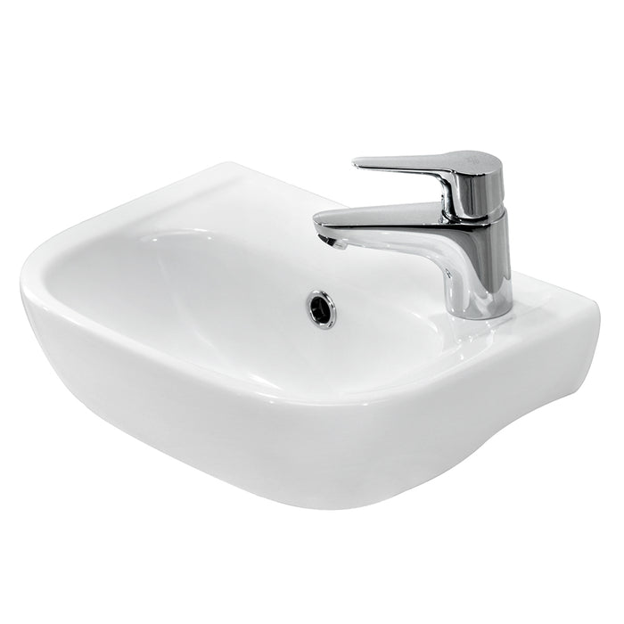 Caroline 380 Wall-Hung Basin