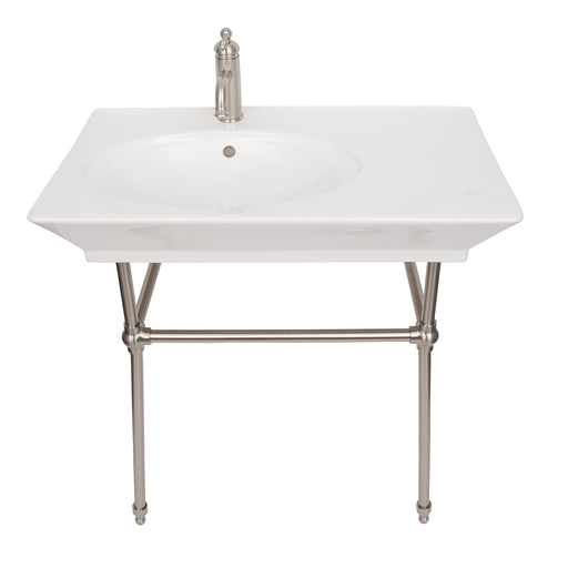 "Opulence Small Console with Brass Stand for ""Her"""